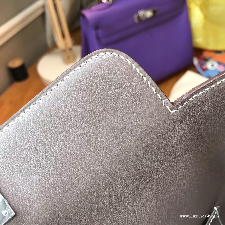 爱马仕最可爱的包袋Toolbox又名牛奶盒子包价格尺寸大全