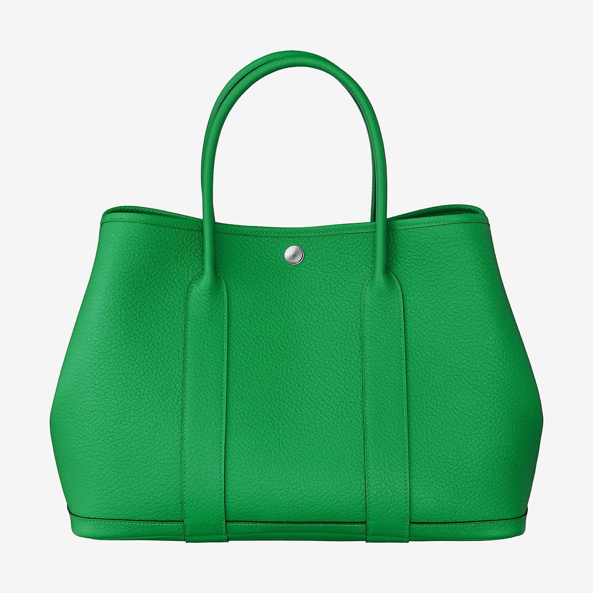 爱马仕最质朴的包袋空中花园Hermes Garden Praty 尺寸价格大全