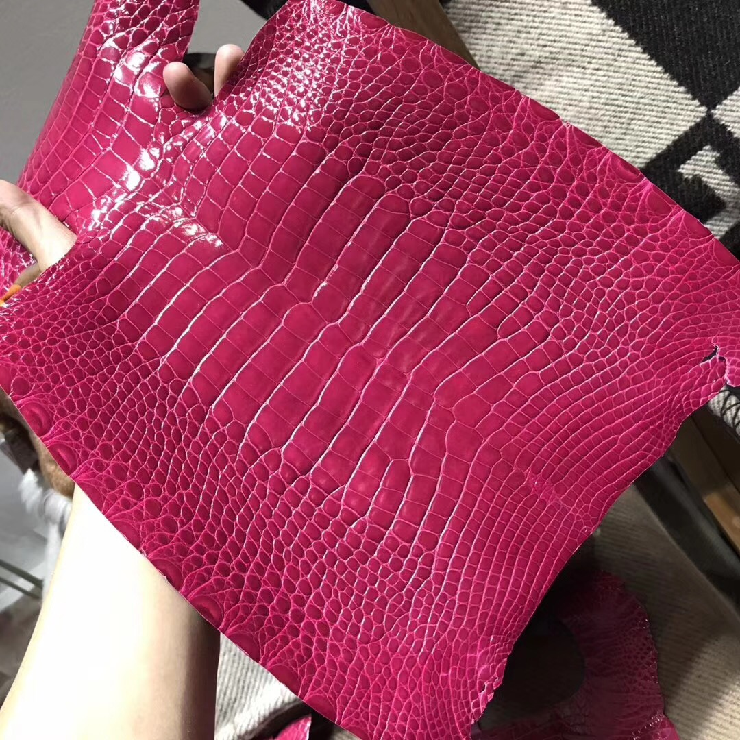 常见用于制革的奢侈品包包鳄鱼品种有:湾鳄 、美洲鳄、尼罗鳄、暹罗鳄