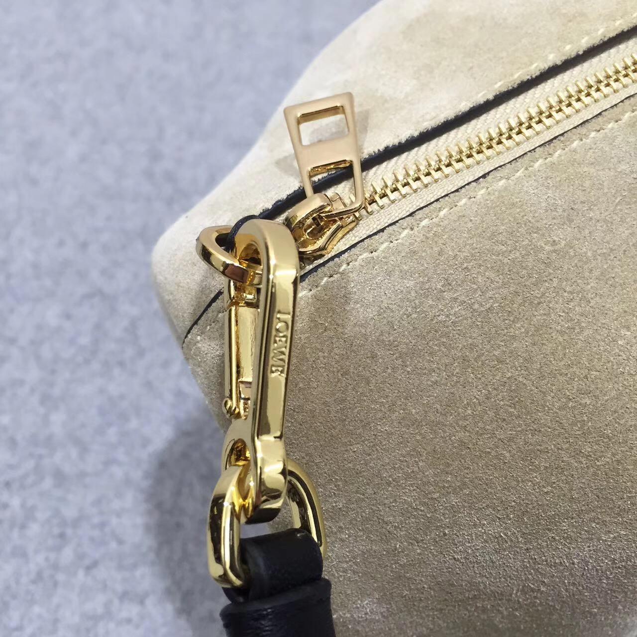 羅意威包包官網 小象包 Elephant Mini Bag 金色 斜挎小包磨砂皮