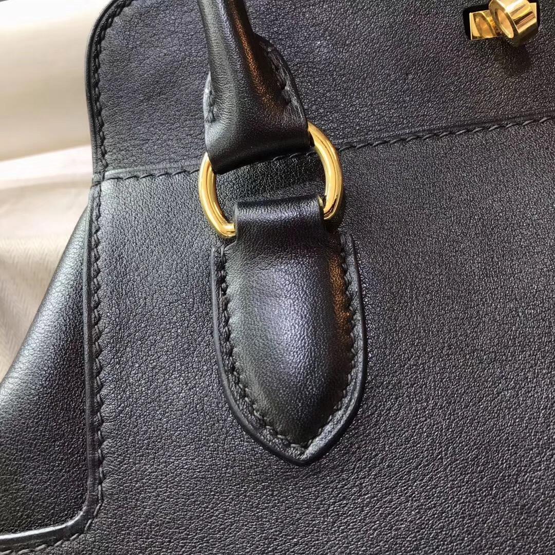 Toolbox 小號 CK89 Nior 黑色 金扣 Swift 非常實用的牛奶盒子包