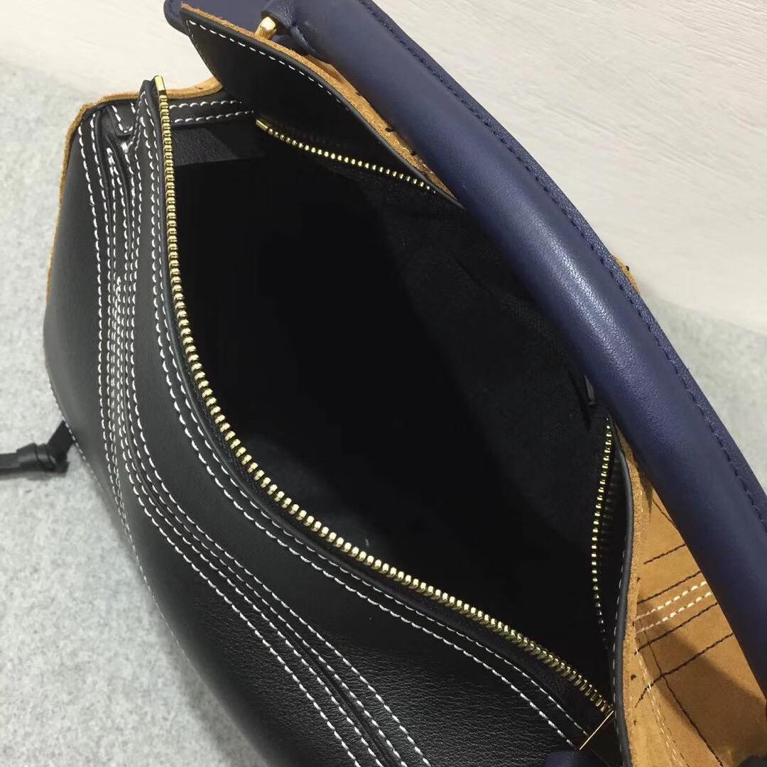 羅意威幾何包 女包臺灣官網 Loewe 拼接格子 Puzzle Bag
