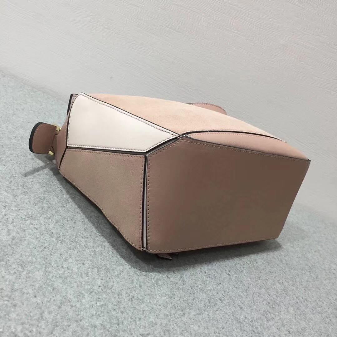 羅意威Loewe Puzzle Small Bag Blush Multitone