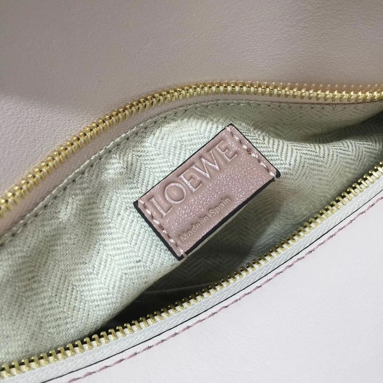 Loewe羅意威 Puzzle Bag Blush Multitone