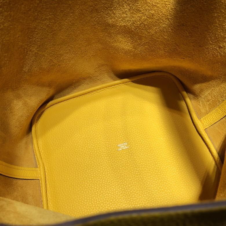 香港油尖旺區尖沙咀 Hermes Picotin Lock 22 9D Amber 琥珀黃 /嬰兒藍