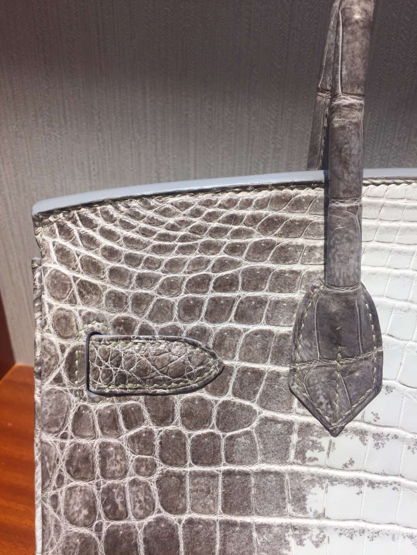 全世界最貴的包包愛馬仕喜馬拉雅 鱷魚皮鉑金包Hermes Birkin 30 Bag