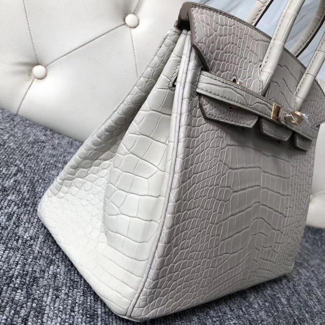 愛馬仕包包新加坡專賣店 Singapore Hermes Birkin 25cm 8L Beton 奶油白