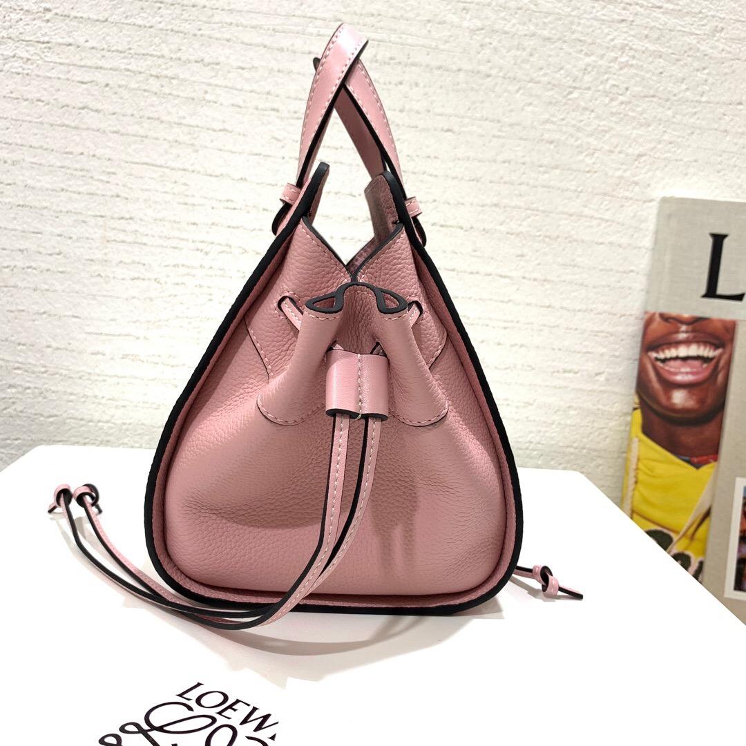 羅意威吊床包價格及圖片 Hammock Drawstring Mini Bag Pastel Pink
