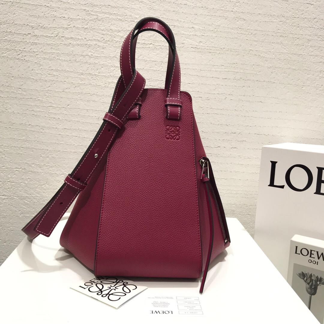 羅意威香港官網價格表 Loewe Hammock Small Bag 手袋