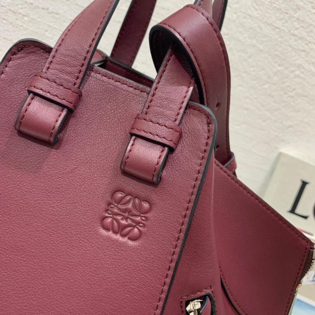 羅意威香港官網價格表 Loewe Hammock Small Bag