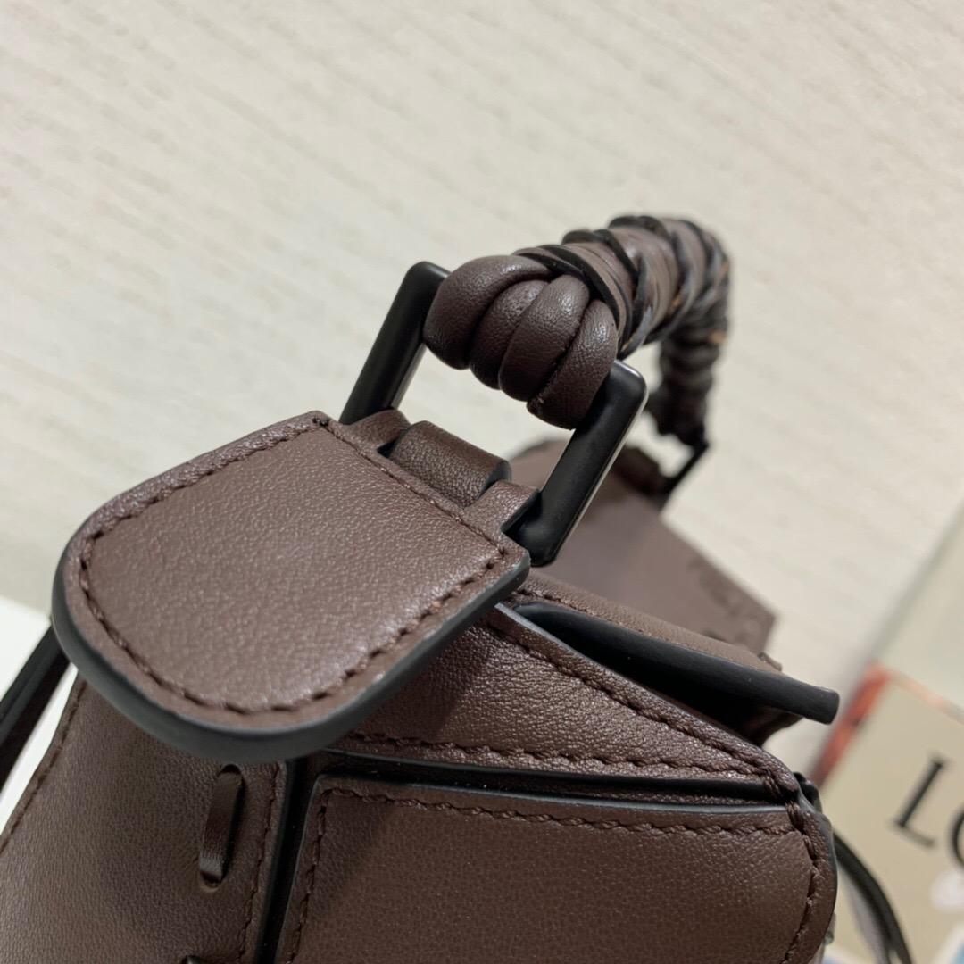 香港 羅意威幾何包幾個尺寸 價格及圖片LOEWE Puzzle Small Bag