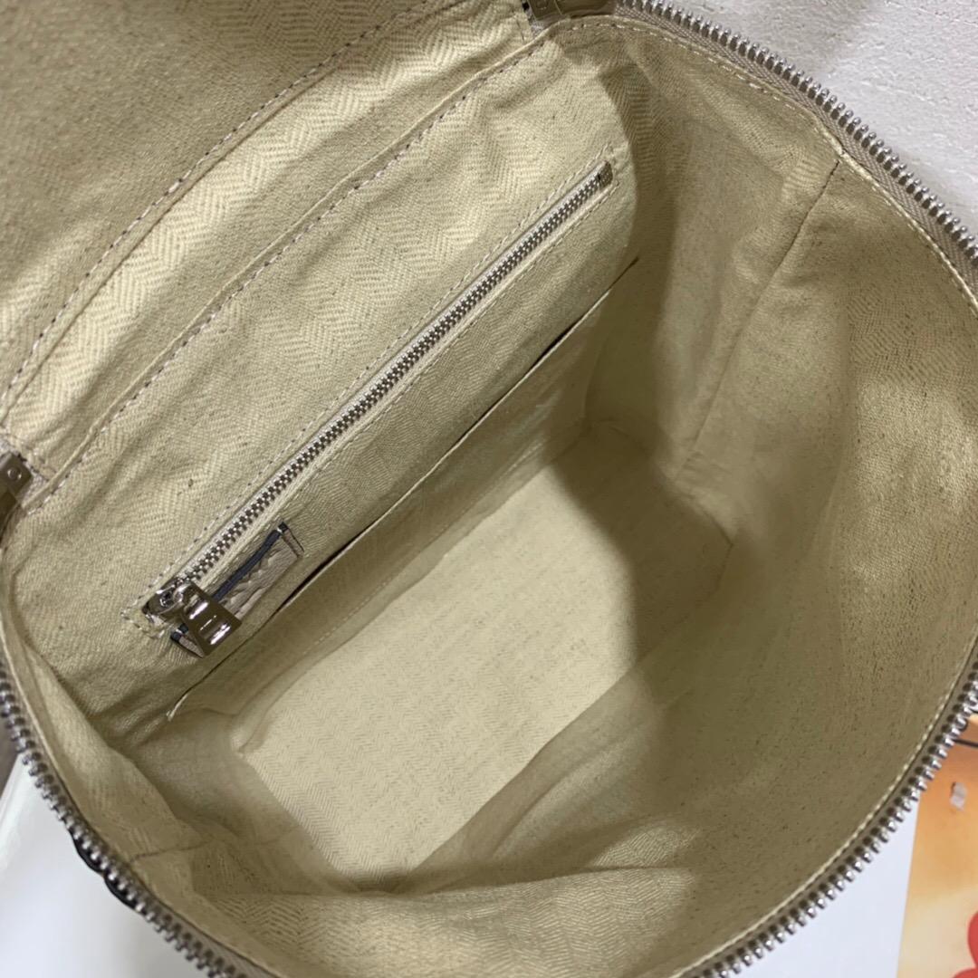 羅意威雙肩包價格及圖片 LOEWE Goya Small Backpack Light Oat