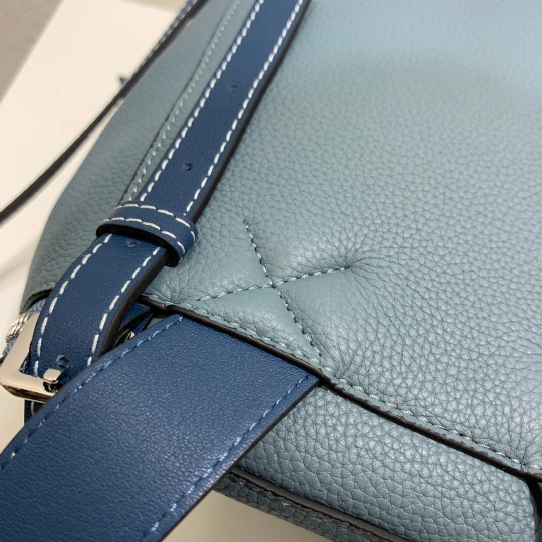 羅意威小飛象雙肩包細節 LOEWE Goya Small Backpack