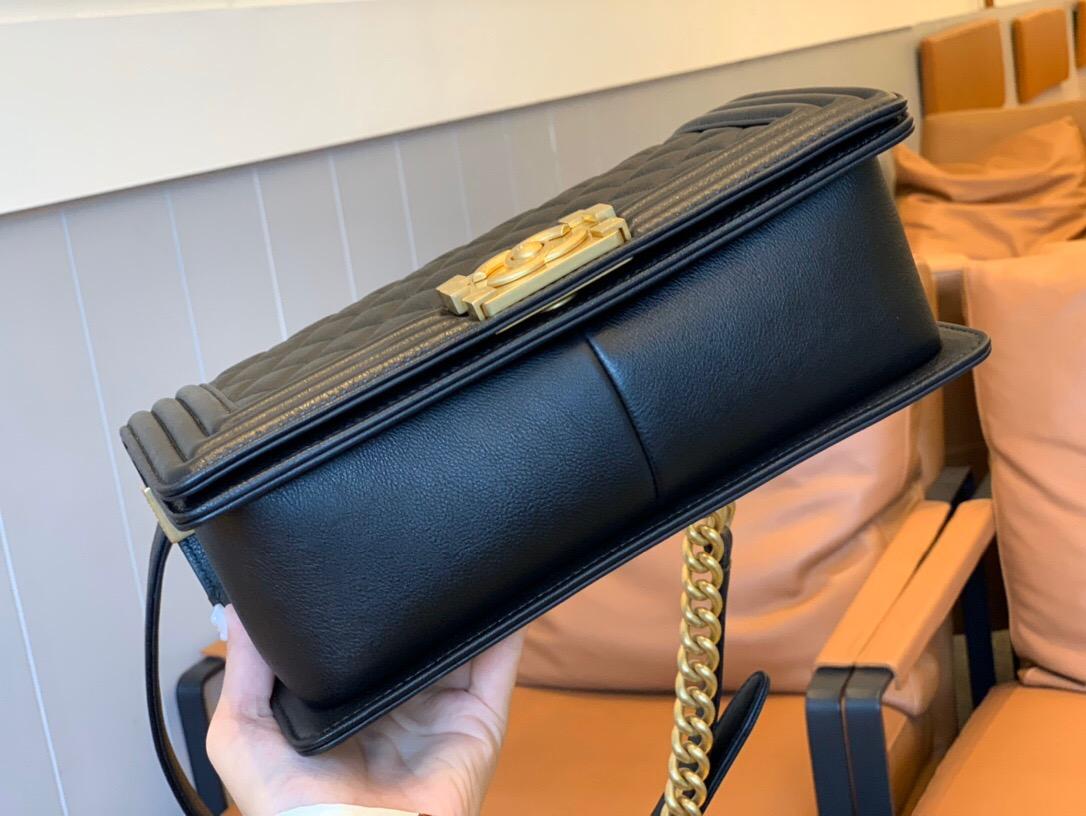 香港香奈兒包包所有款式 Large BOY CHANE口蓋包 價格與圖片
