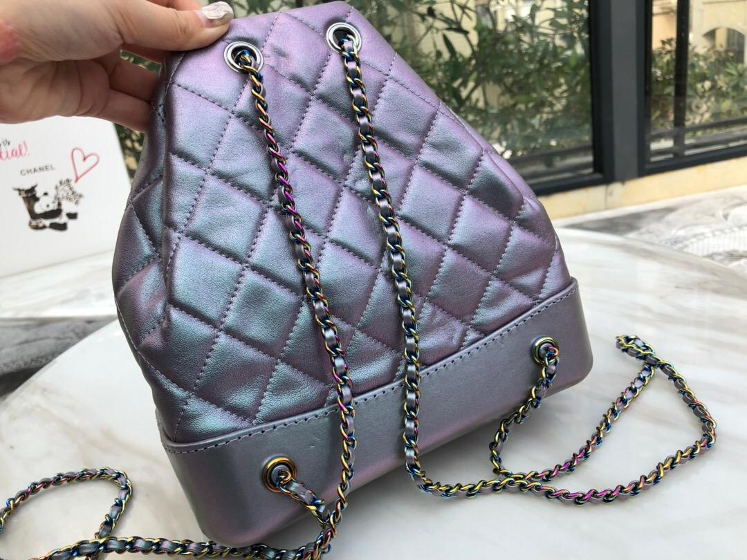 香奈兒流浪包 雙肩背包香港價格及圖片 Gabrielle backpack bag