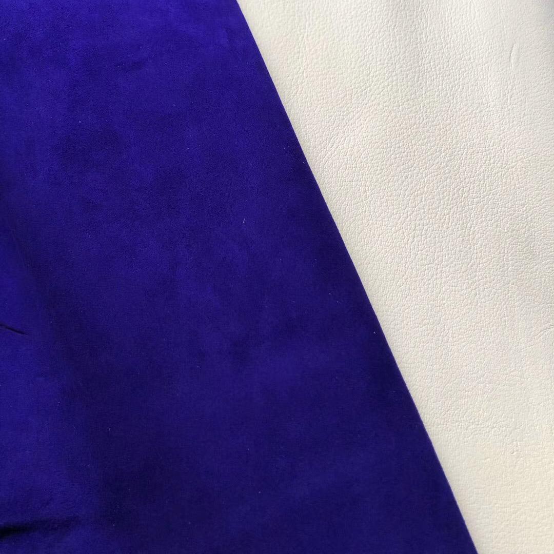 香港深水埗區愛馬仕包包定制 Hermes Birkin 羊皮反絨 麂皮 Boblis Suede 顏色大全