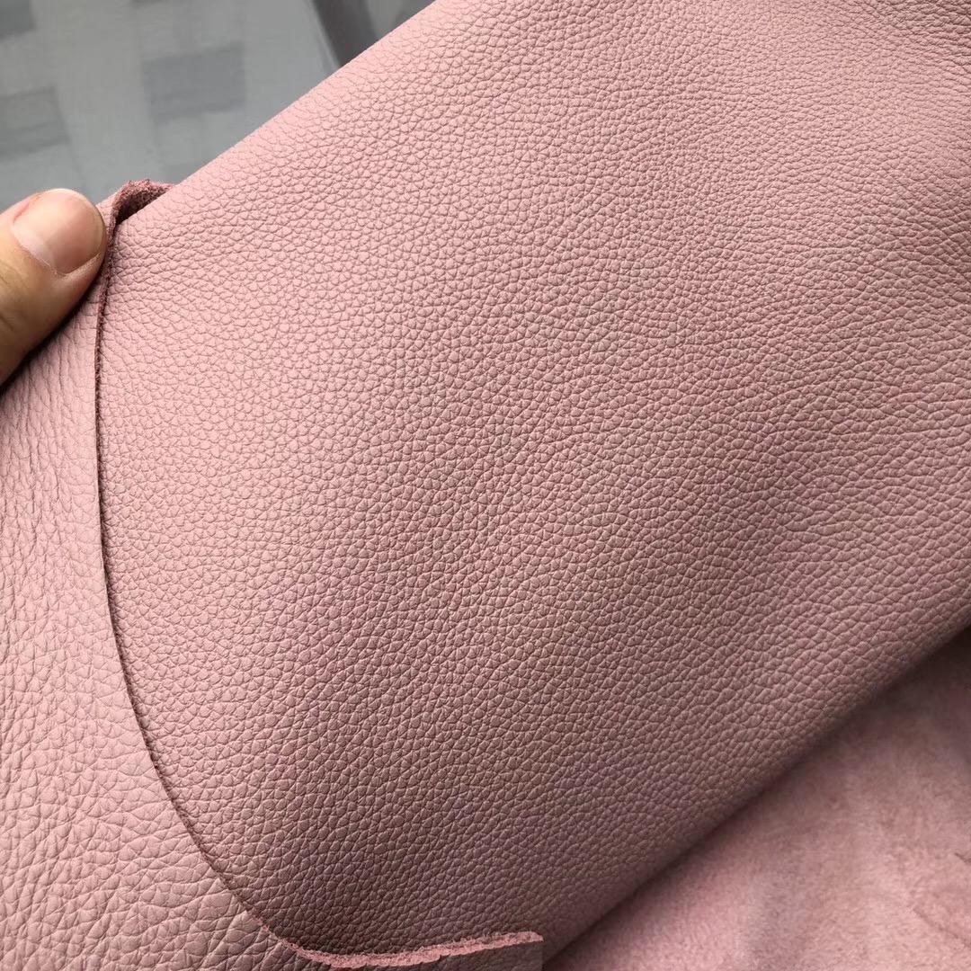 台湾台北市 Hermes Birkin25 30cm Kelly25 28cm 4W紫藤粉 Glycine