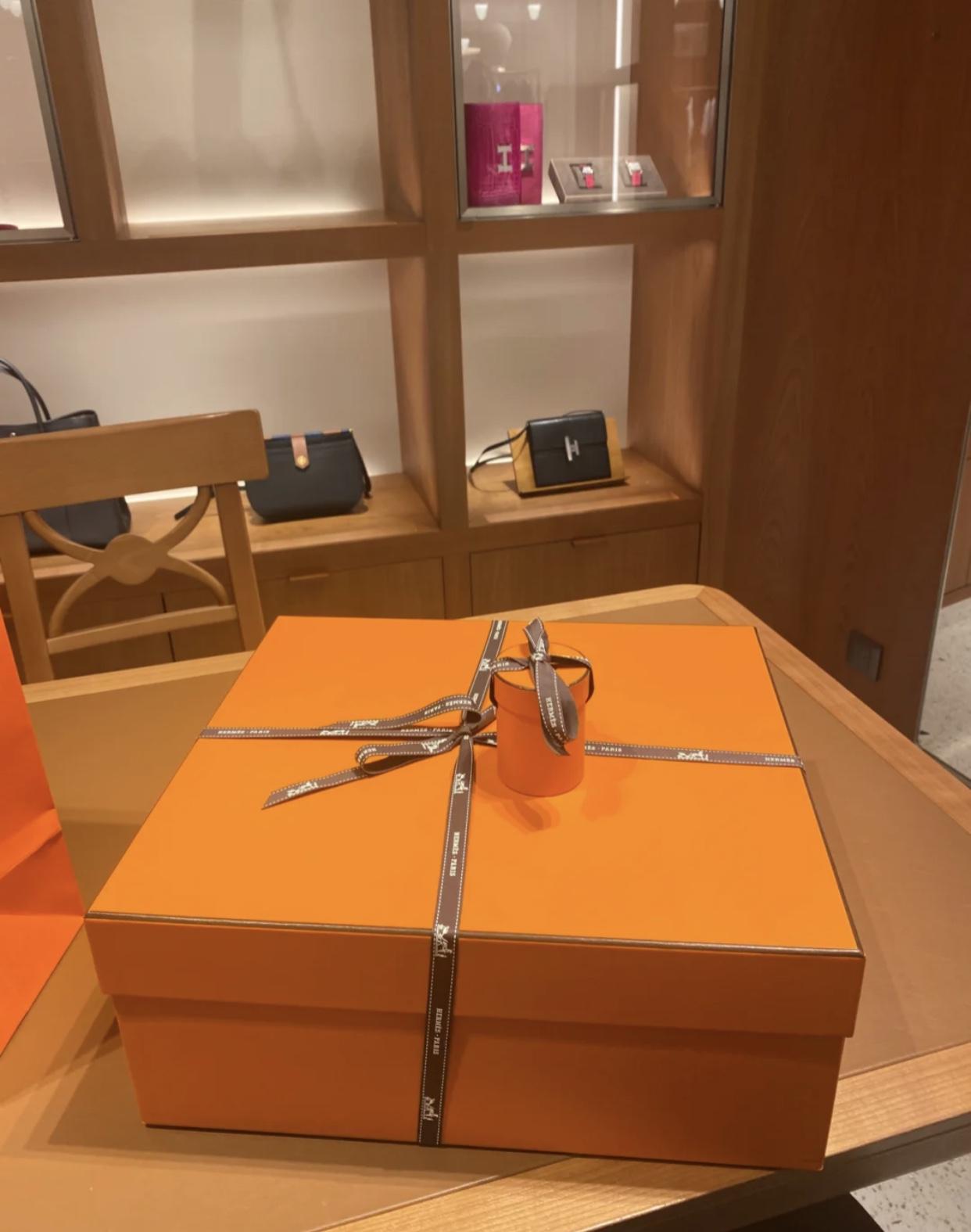 東京愛馬仕(銀座店)專櫃購物攻略 Hermes Lindy 26cm CK89 taurillon Clemence