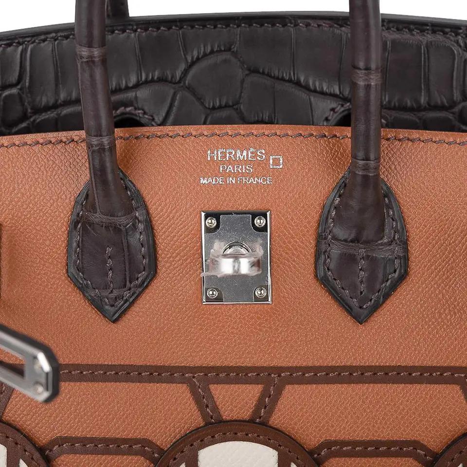 愛馬仕鉑金包20定制價格 Hermes Handbag Birkin 20cm Sellier Faubourg