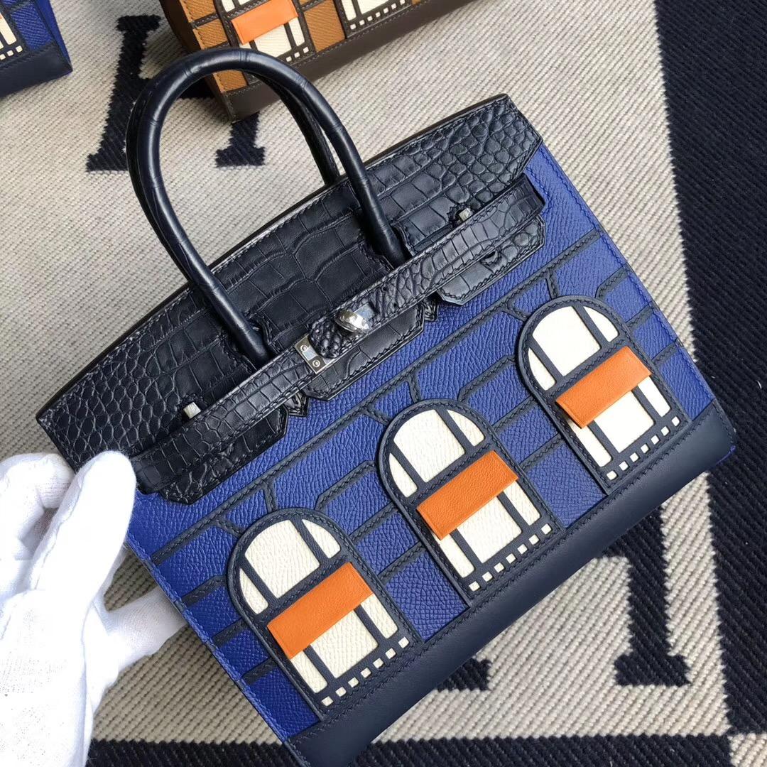 香港香港島中西區 Hermes Birkin 20cm sellier Faubourg Madame