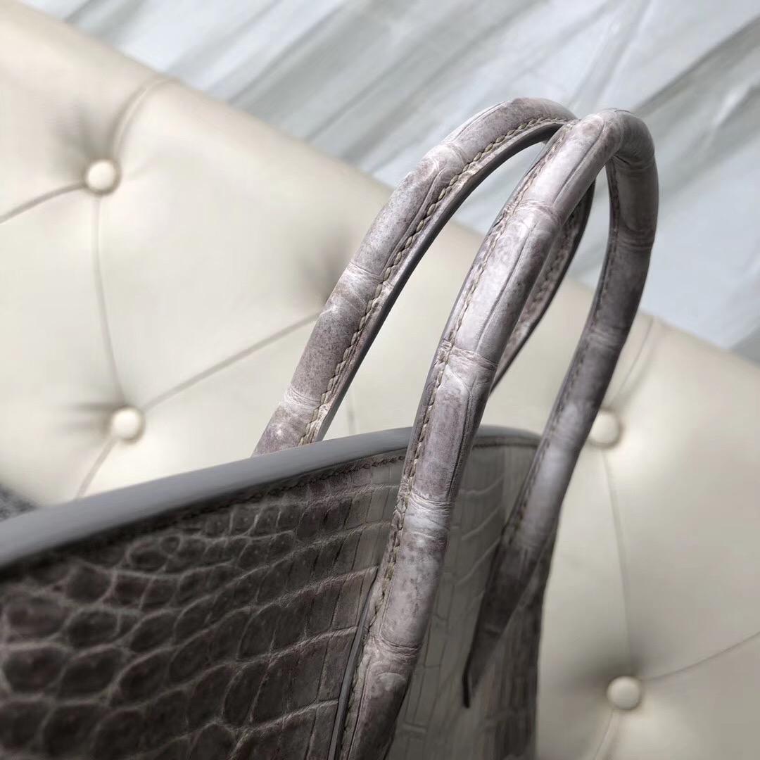 香港島中西區愛馬仕喜馬拉雅鉑金包定制 Hermes Birkin 30cm Himalaya