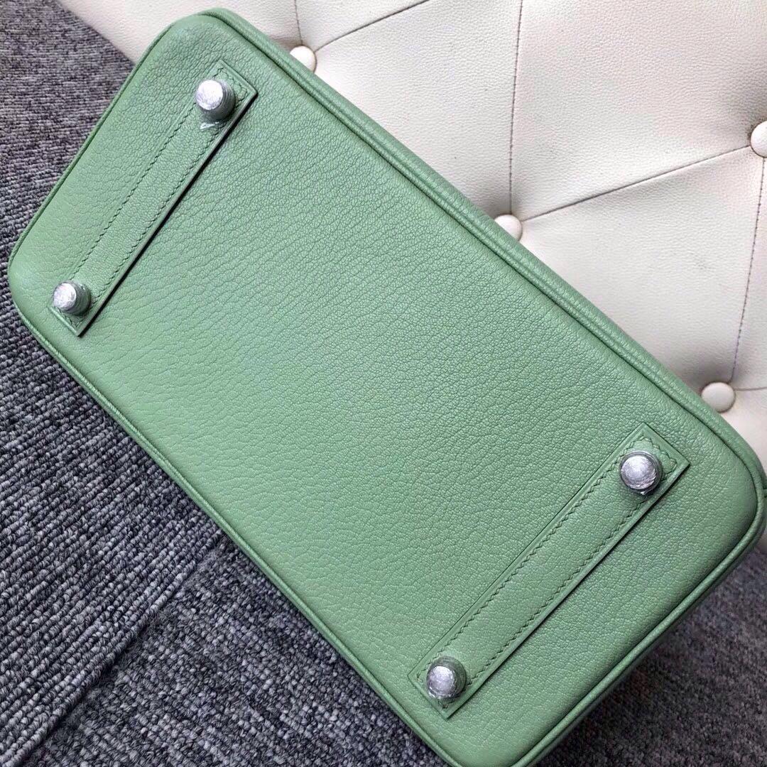 California, USA Hermes Birkin 25cm Chevre 3I蟋蟀綠 Vert Criquet 牛油果綠