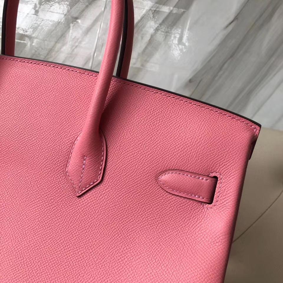 臺灣臺北市愛馬仕鉑金包35價 Hermes Birkin 35cm 1Q Rose Confetti