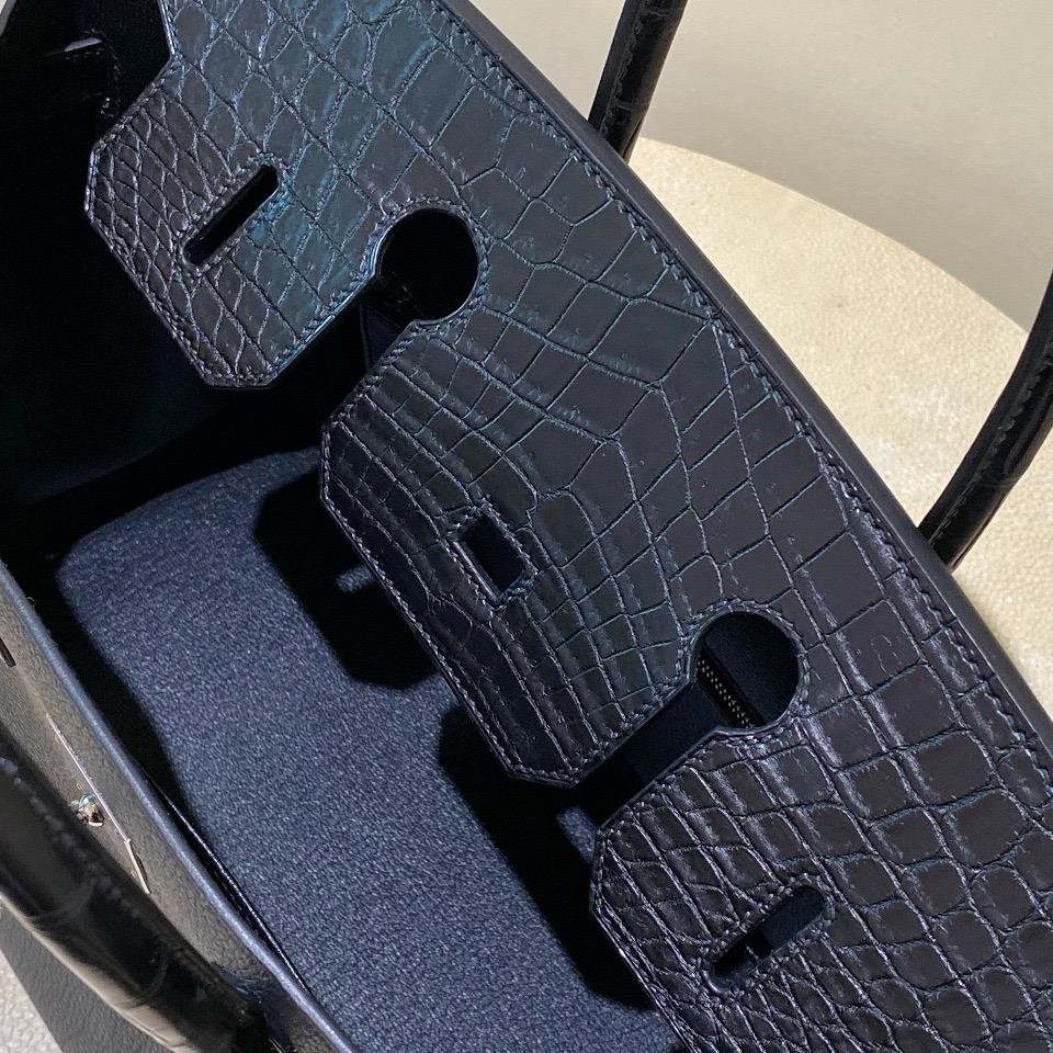 香港葵青區愛馬仕鉑金包鱷魚皮為什麼那麼貴 Hermes Birkin 30cm Touch