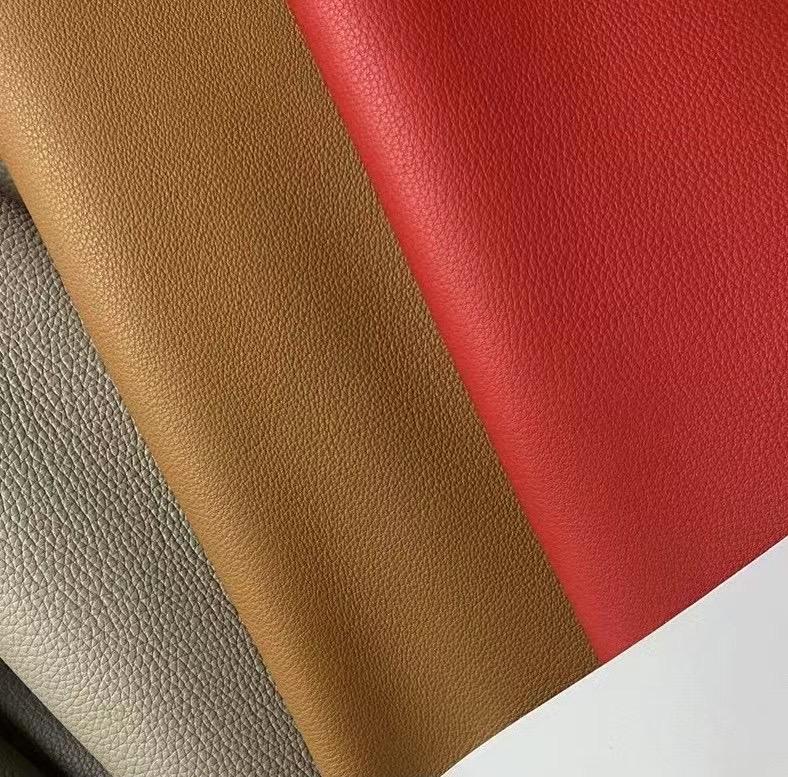 愛馬仕TN皮 Hermes Taurillion Novillo 37 Gold 金棕色 Q5 Rose casaque 國旗紅