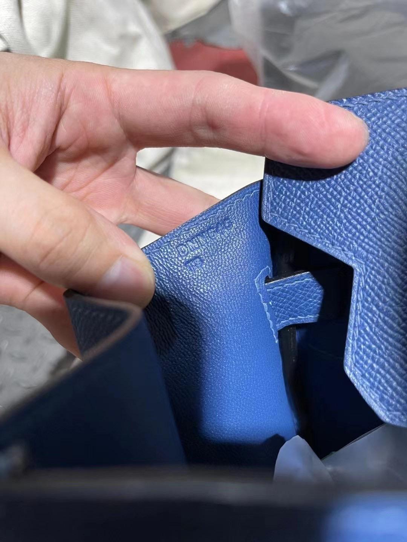 愛馬仕鉑金包價格 Hermes Birkin 30 Epsom S4 深邃藍 Deep Blue 金扣 D 刻