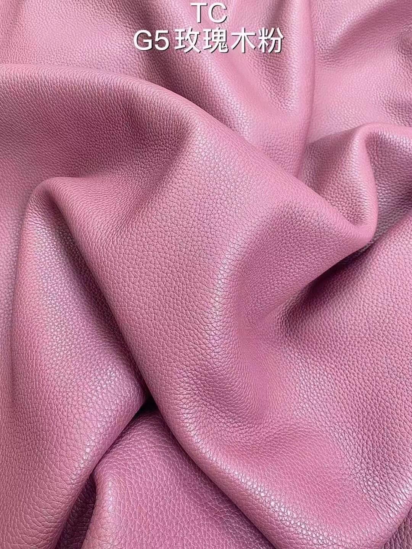 愛馬仕皮革種類大全 Hermes taurillon Clemence G5 玫瑰木粉 接受訂製