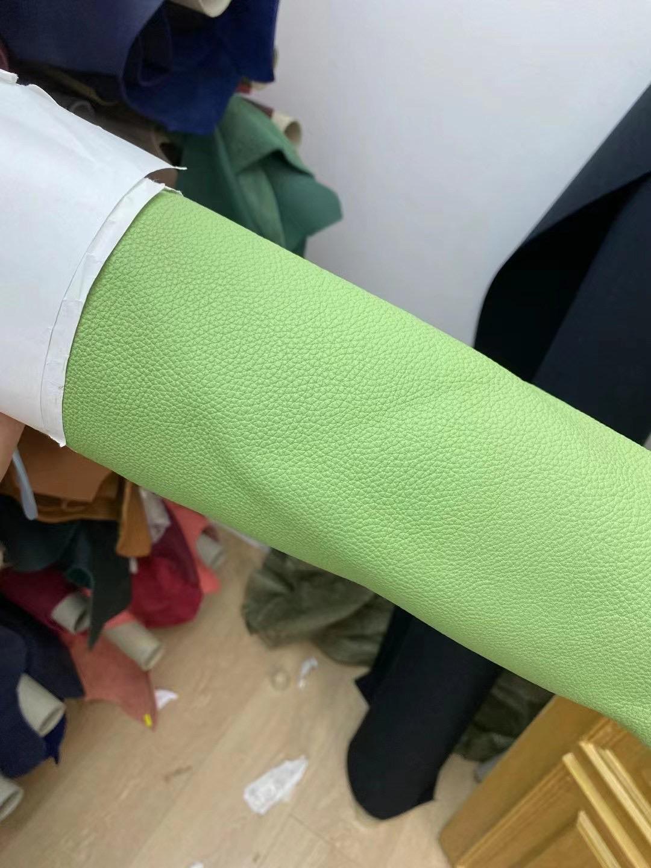 愛馬仕新到皮 Hermes Togo 3I Vert Criquet 牛油果綠 蟋蟀綠 接受訂製